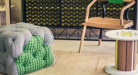 Why Not Bespoke: American Made Furniture with British Wit