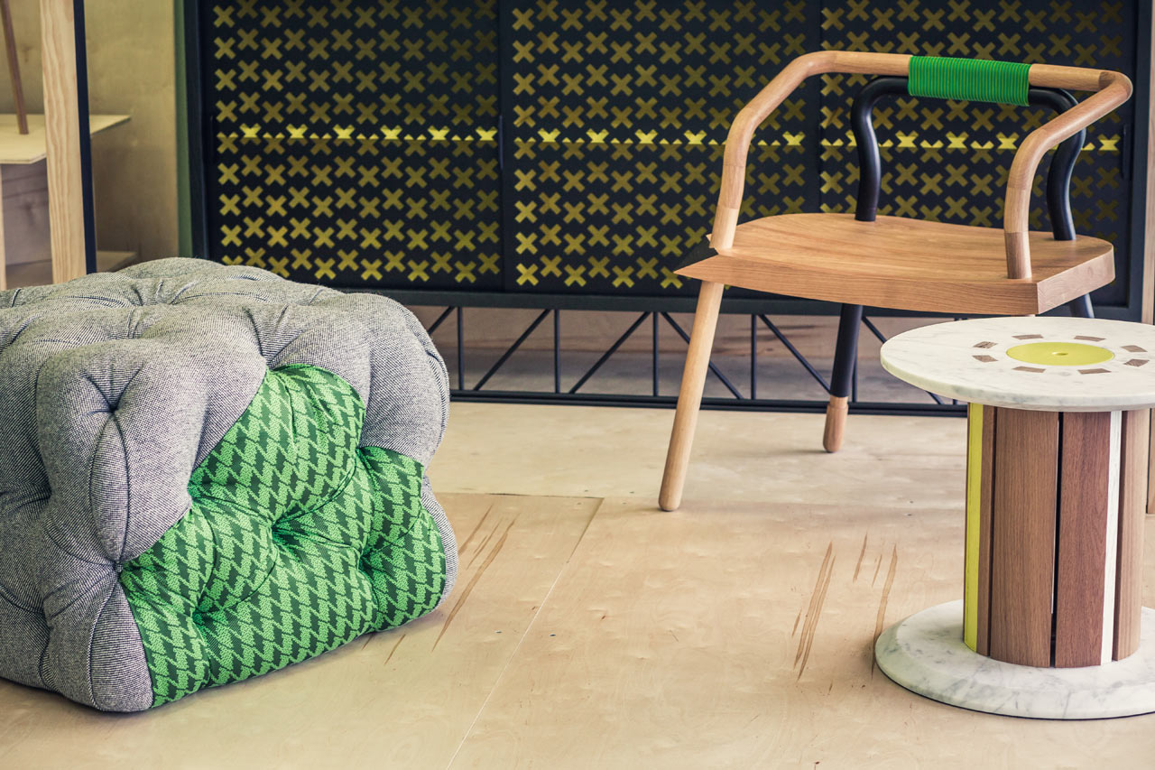 Why not bespoke american made furniture with british wit