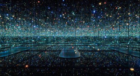 45 Seconds of Infinity By Yayoi Kusama