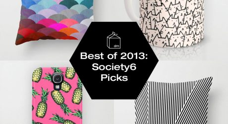 Fresh From The Dairy: Top 10 Most Popular Society6 Products of 2013