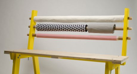 Fabric Bolts Got Your Back: Bolt Bench