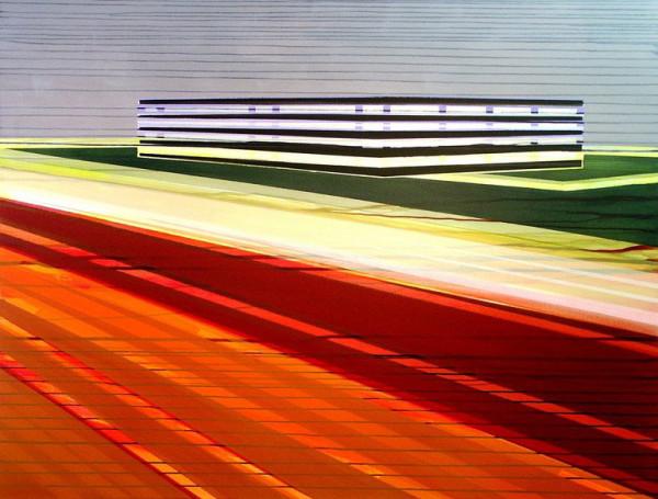 Artificial Landscape, 2005