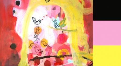 Katy Krantz's Impressionistic Still Lifes