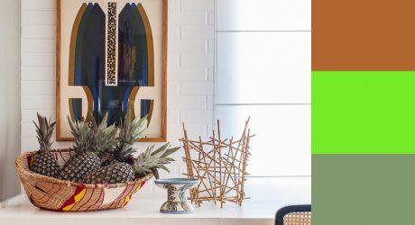 Mauricio Arrudas Color-Punctated Interiors
