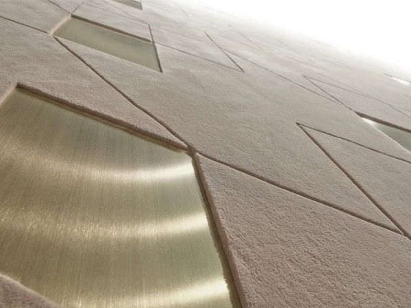 Diamond Rug by Davide Rizzo for Oliver Treutlein in main home furnishings  Category
