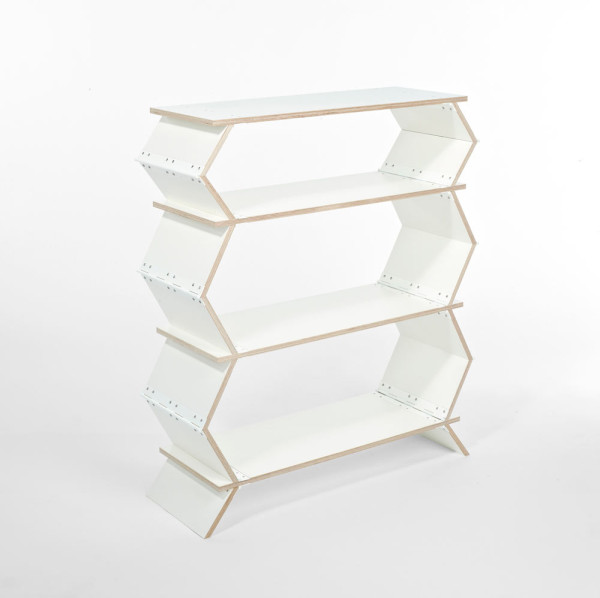 Stockwerk Foldable Bookcase in main home furnishings  Category