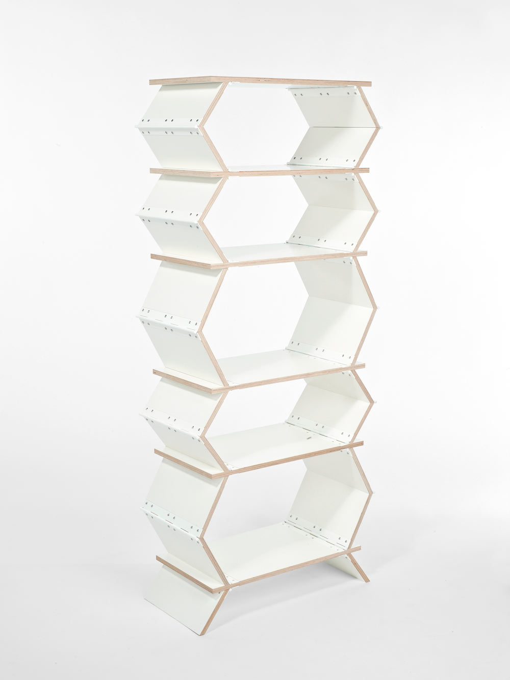 foldable-collapsible-bookshelf-tall