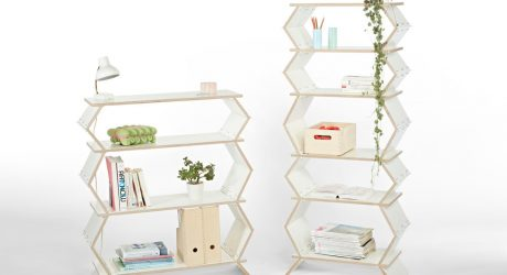 Stockwerk Foldable Bookcase