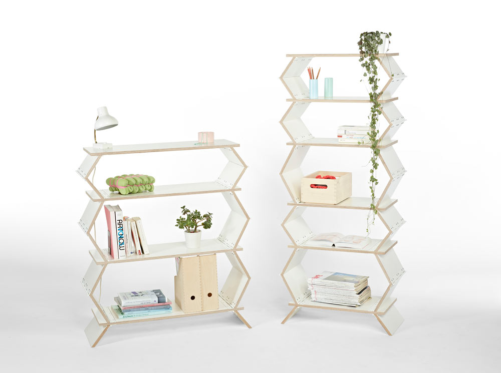 foldable-collapsible-bookshelf-together