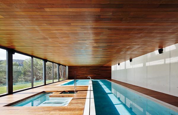 12 Modern Indoor Pools Design Milk
