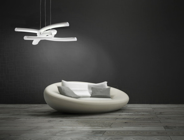 Knot Lamp by Santiago Sevillano in main home furnishings  Category