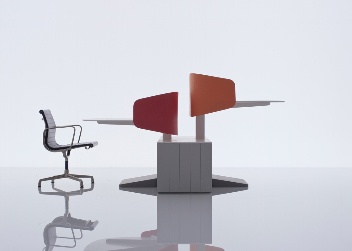 Herman Millers Flexible Collaborative Office Furniture Design Milk
