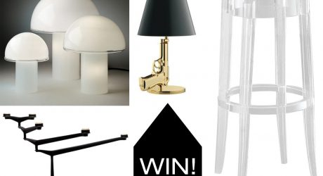 Lumens Modern Life Concept House 2013 Giveaway