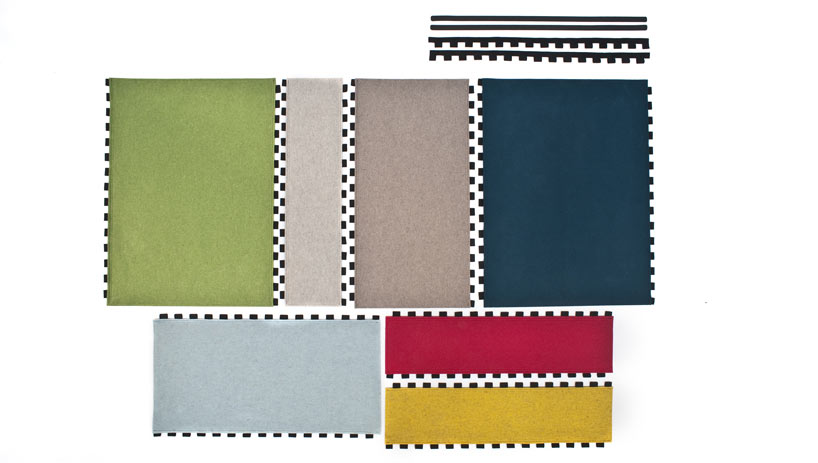 Tapperello Modular Rug by Nicola Lattanzi for Formabilio