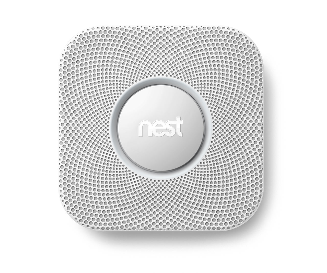 The Prettiest Smoke Alarm You Ever Did See