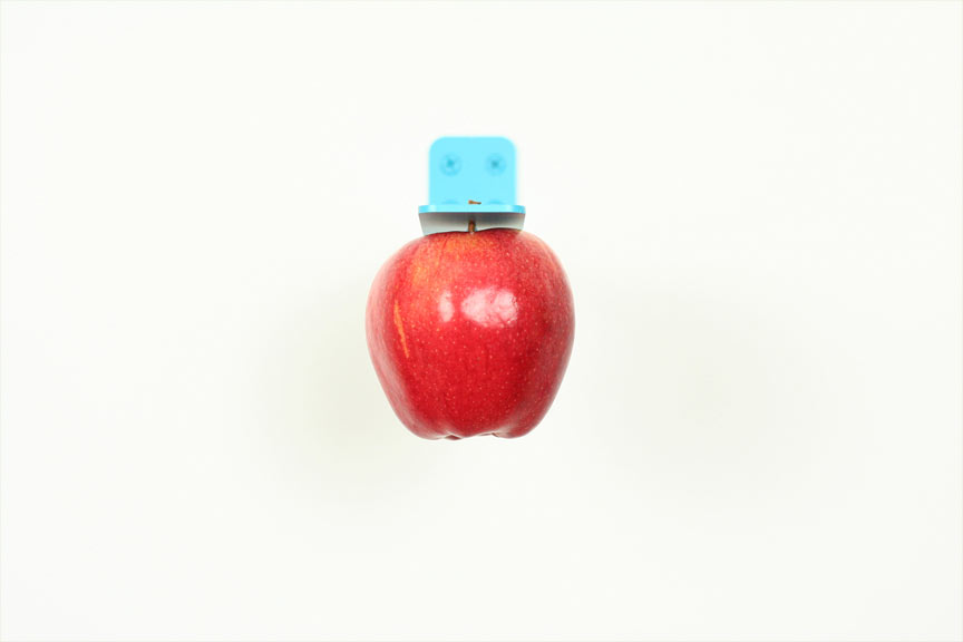 Newton Apple Holder by One of Studios