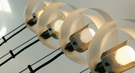 The O-Votto Lamp by Joshua Howe Design
