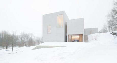 Palmgren House by John Pawson