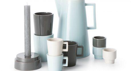 Ceramics by Piet Hein Eek Land in London