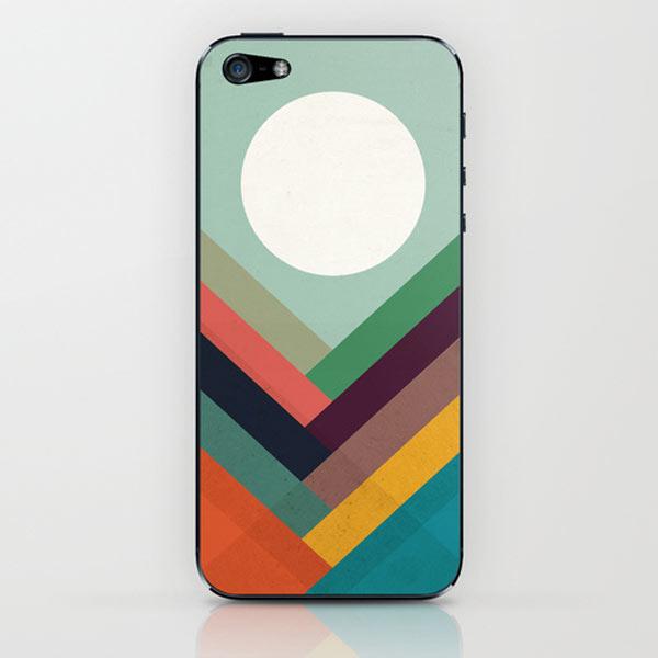 sun-landscape-iphone-skin