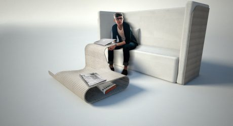 Furniture of the Future as Imagined by Carlo Ratti and Cassina