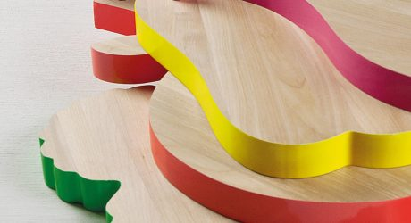 Vege-Table Cutting Boards by Alessandra Baldereschi