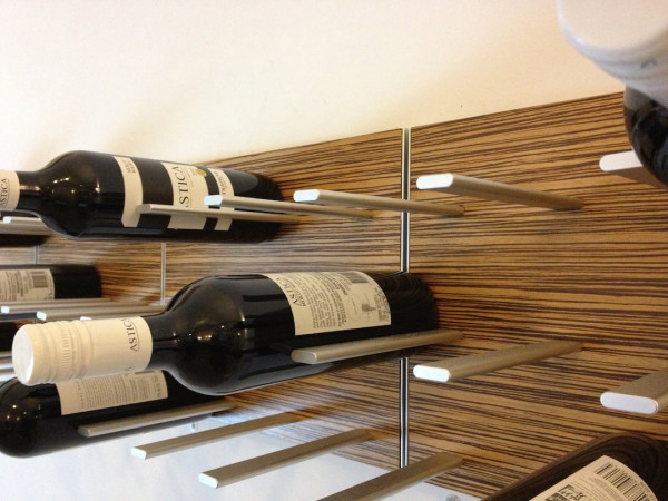 Installing The STACT Modular Wine Storage System in main home furnishings  Category