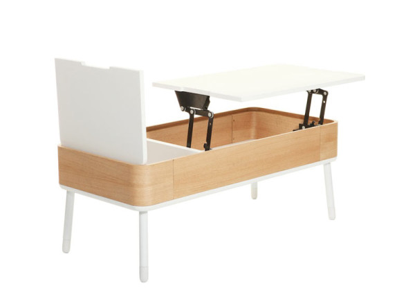 Alexander-Pearl-Crypto-2-White-Coffee-Table
