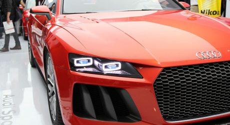 Audi: Cars With Frickin' Laser Beams
