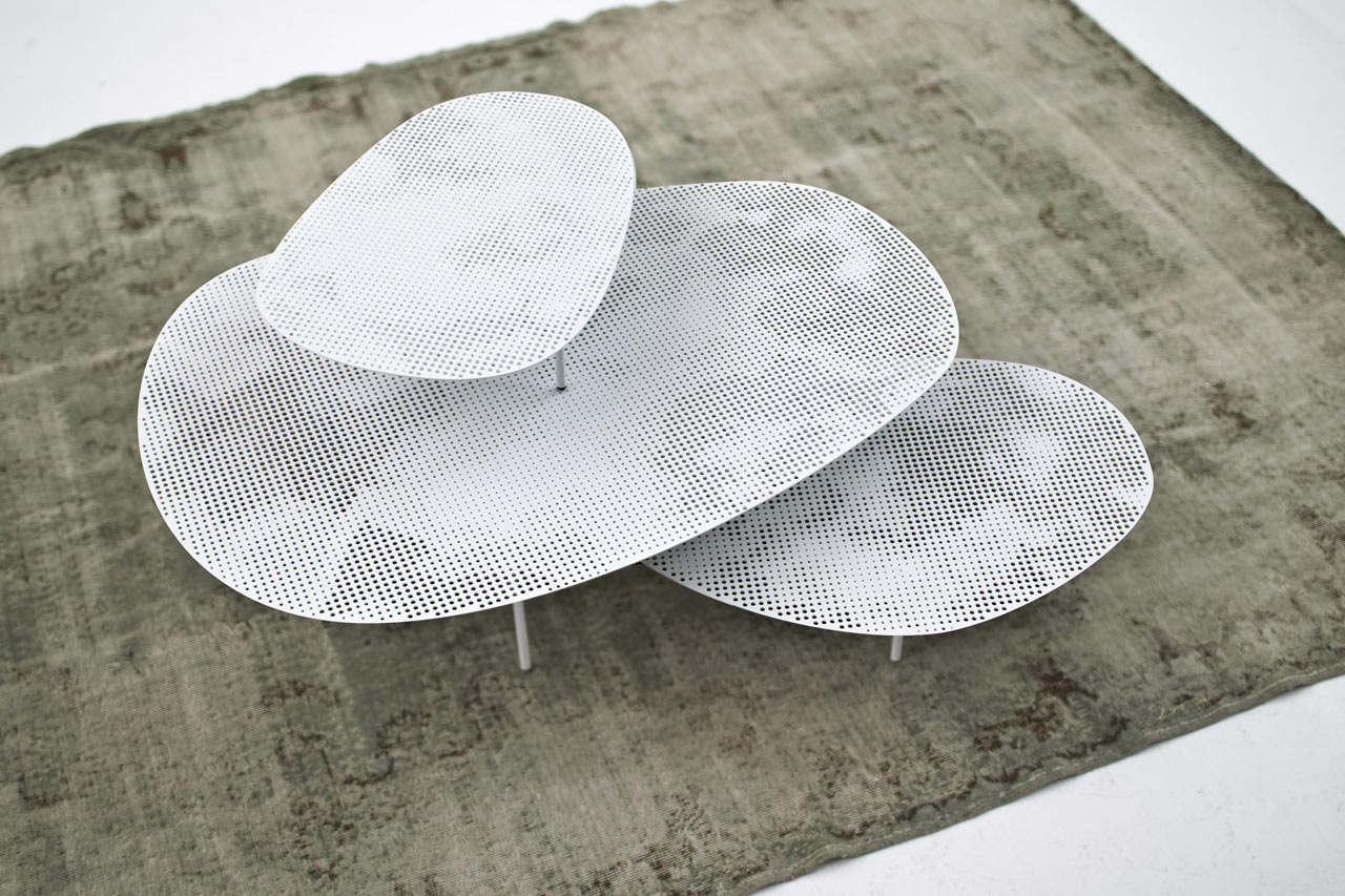 Nendo Abstracts Cloud Shadows And Turns Them Into Tables