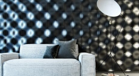 Faceted Wall Tiles by Levi Fignar for KAZA Concrete