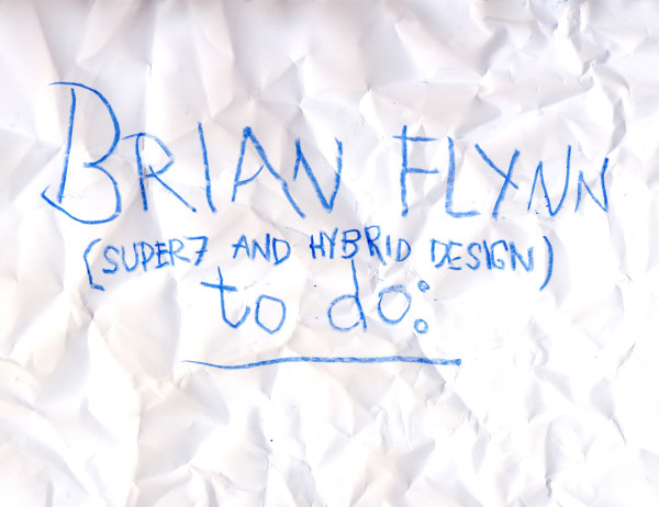 A Day in the Life of Brian Flynn of Hybrid Design in technology style fashion art Category