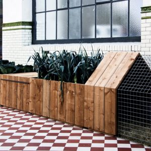 Daily Needs Modular Chicken Coop & Garden