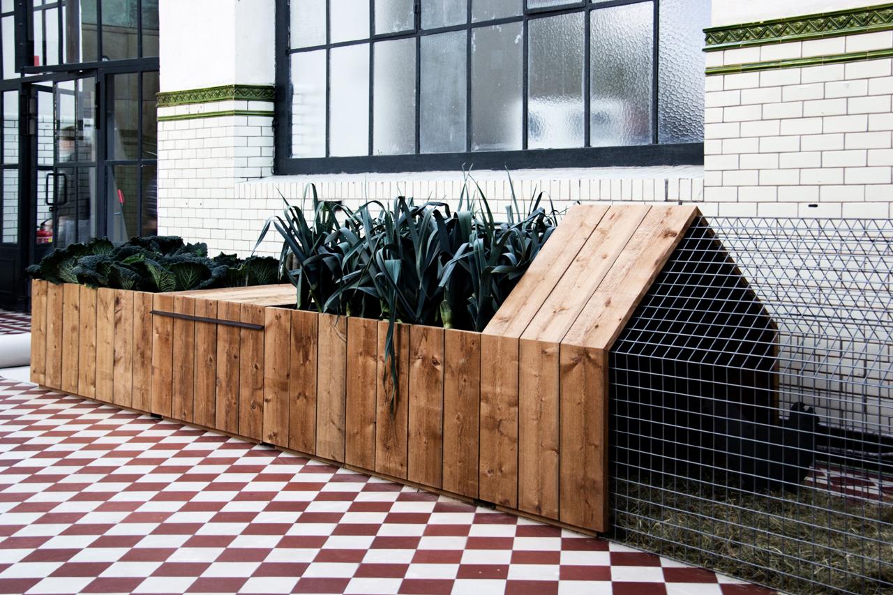 Daily Needs Modular Chicken Coop U0026 Garden ...