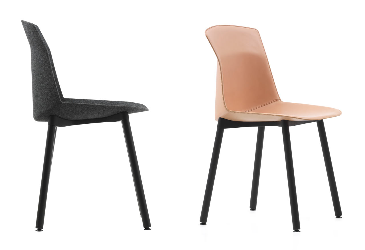 Motek Chair by Luca Nichetto for Cassina