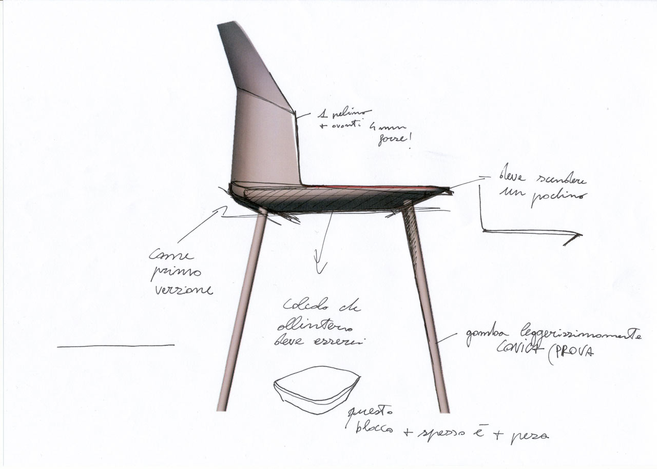 Decon-Motek-Chair-CASSINA-Luca-Nichetto-2-sketch