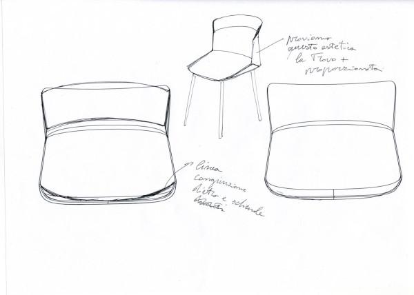 Decon-Motek-Chair-CASSINA-Luca-Nichetto-3-sketch