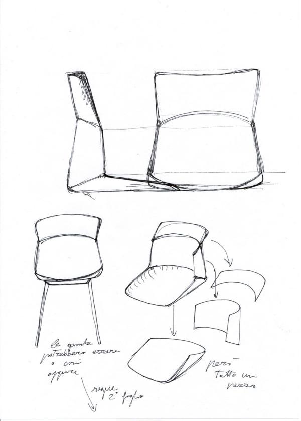 Decon-Motek-Chair-CASSINA-Luca-Nichetto-4-sketch