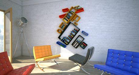 Flex Shelf: A Transforming Shelf From Story Store