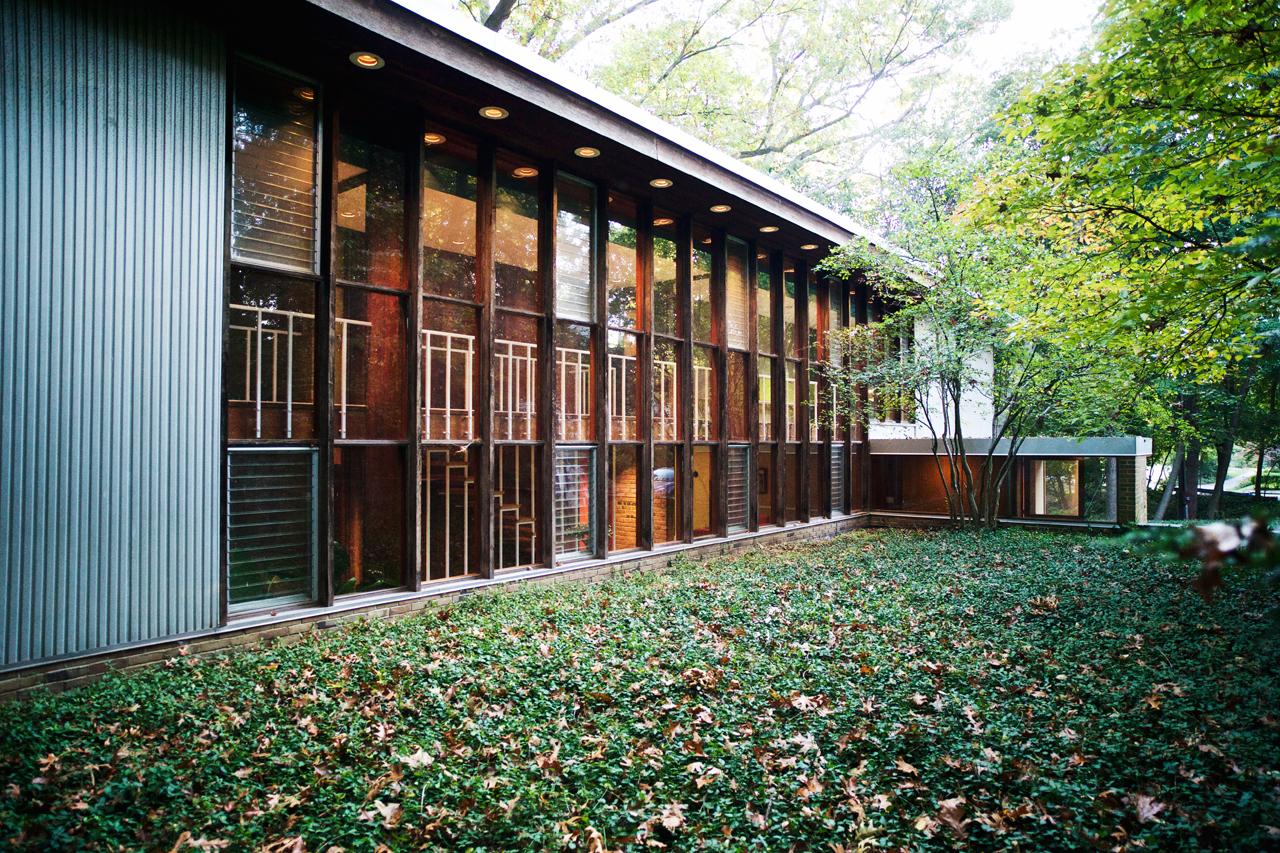 George Nelson's Kirkpatrick House Gets a Renovation