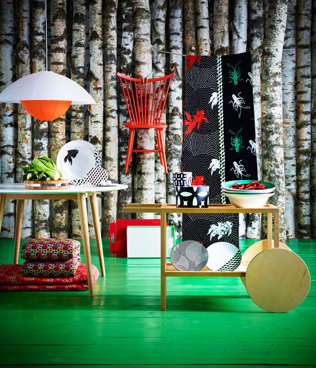 IKEA's New Limited Edition TRENDIG 2013 Collection