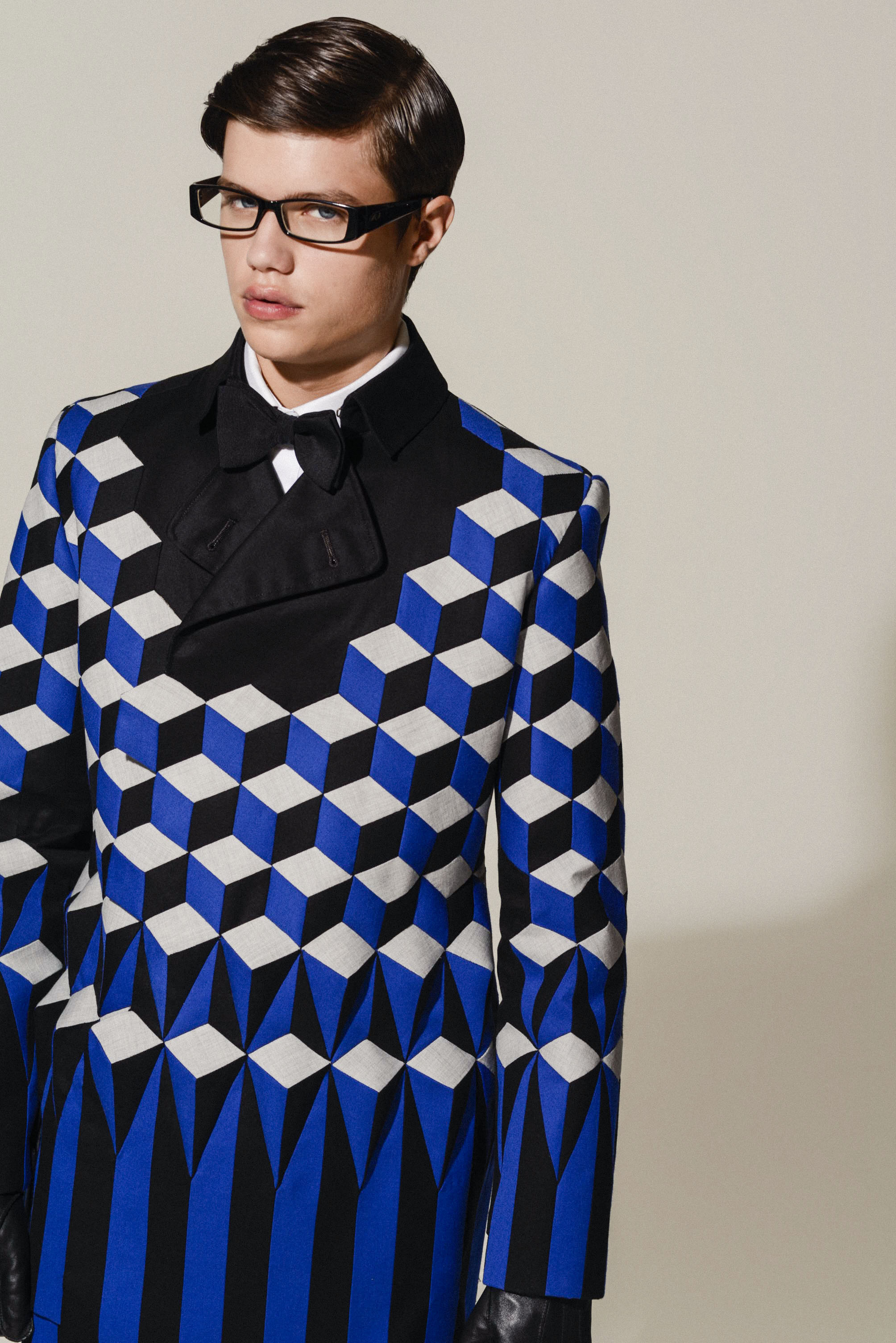 Middle Ages to Modern: Ichiro Suzuki's Menswear Collection