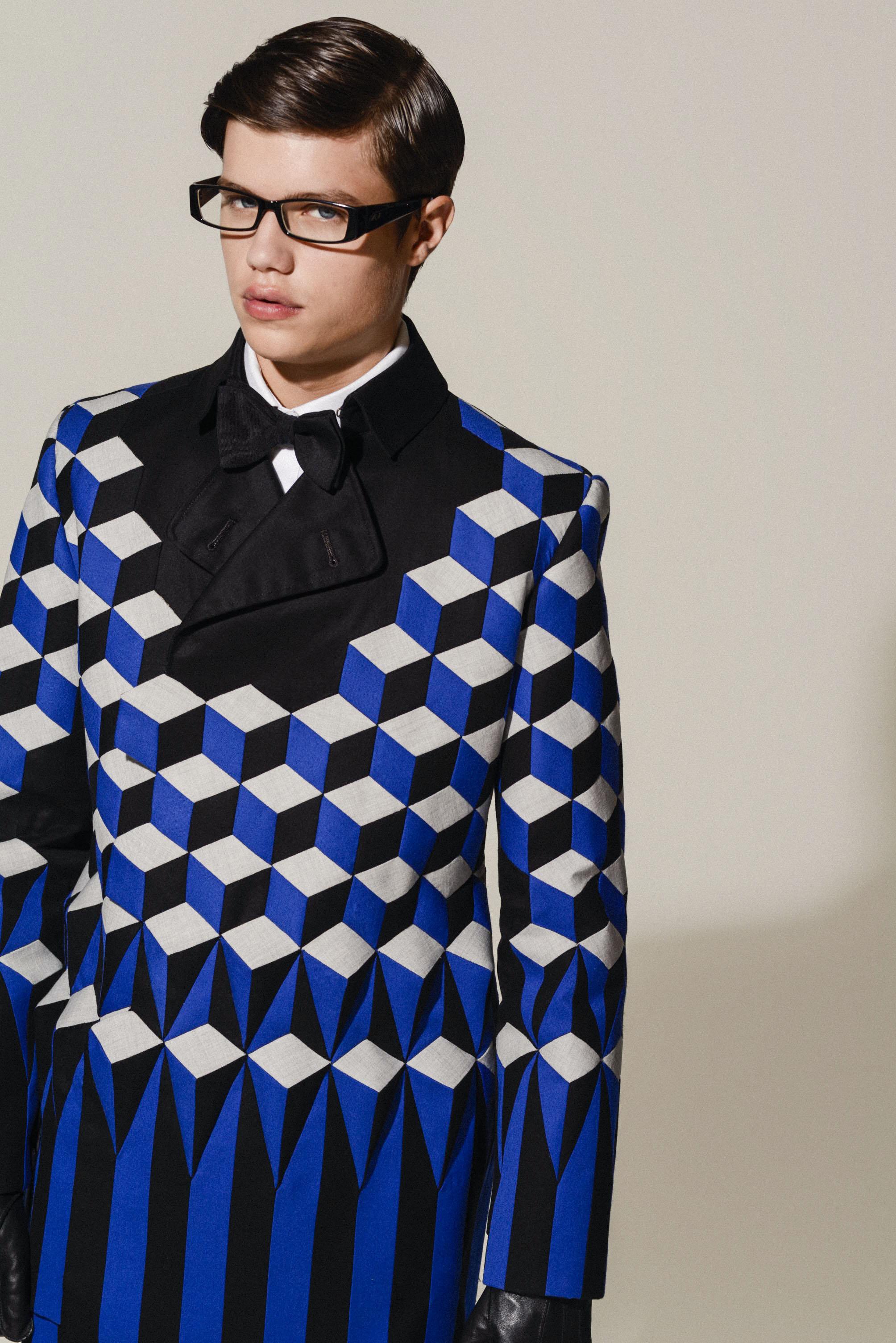 Middle Ages to Modern: Ichiro Suzuki's Menswear Collection