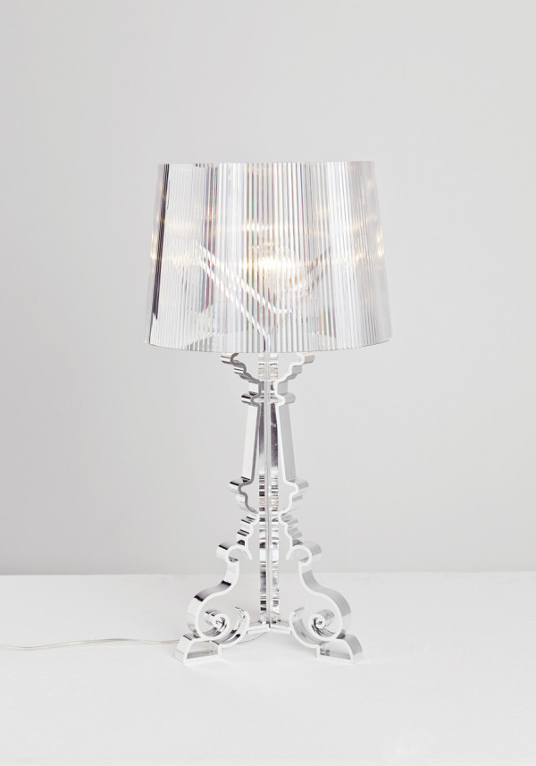 Kartell Goes Bourgie: 14 Designers Reimagine the Bourgie in main home furnishings art  Category