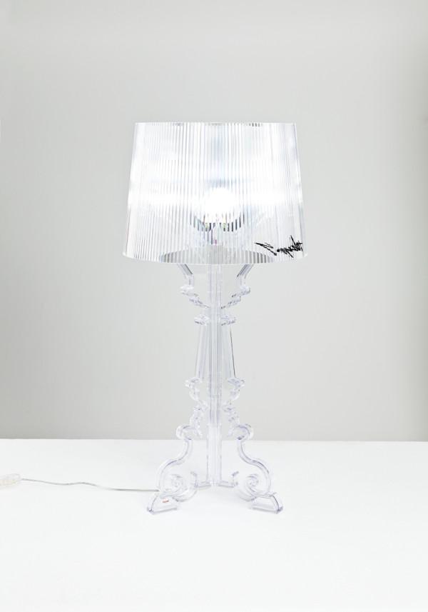 Kartell goes Bourgie 9 by Tokujiin Yoshioka 600x857 Résultat Supérieur 15 Bon Marché Lampe Design Kartell Galerie 2017 Ldkt