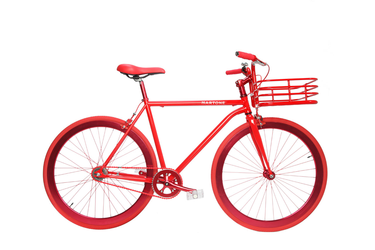 Designer Bicycles from Martone Cycling Co.