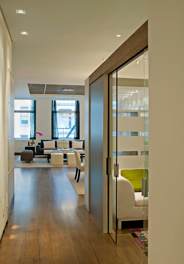 A Downtown NYC Loft by Adi Gershoni Studio in main interior design architecture  Category