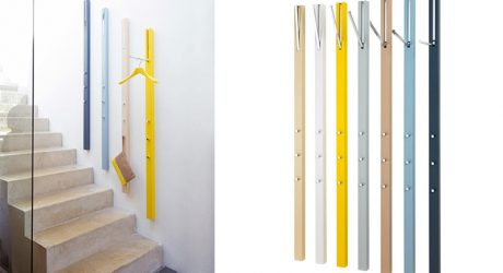 Wall-Mounted Coat Storage by Schönbuch