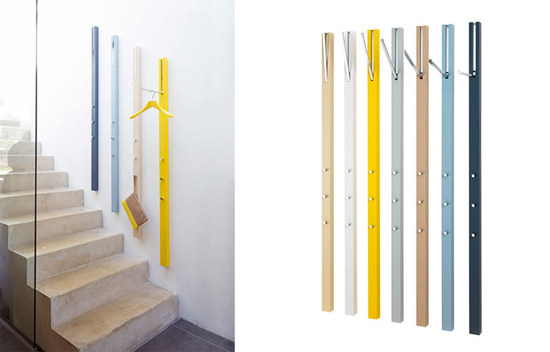 Superbe Wall Mounted Coat Storage By Schönbuch ...