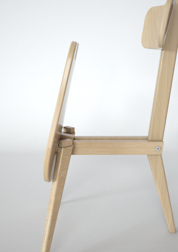 Sedia3 Folding Chair DORODESIGN 7